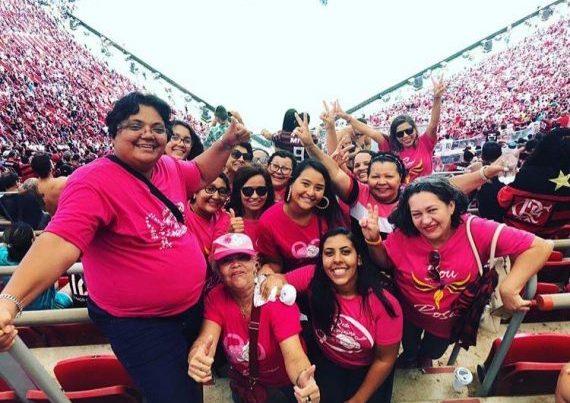 Imagem: acervo Rede Feminina de Combate ao Câncer de Brasília