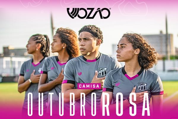 parceria Arredondar e Vazão Outubro Rosa