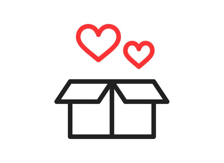 Empresas podem criar, transformar ou vender um item cuja venda é revertida, para apoiar uma causa.