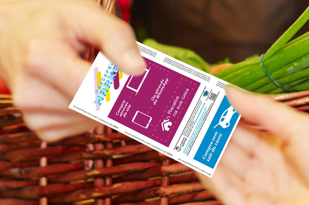Além de arredondar a compra, conheça o formato do cupom social Regispel